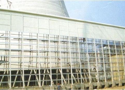 江苏发电厂冷却塔噪音控制工程